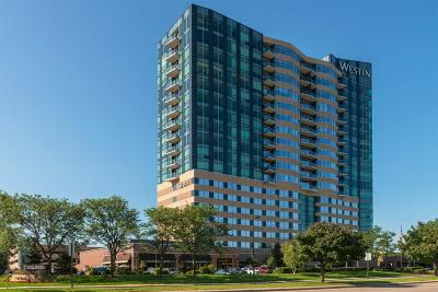 Edina Condo/Townhouse For Sale: 3209 Galleria #907