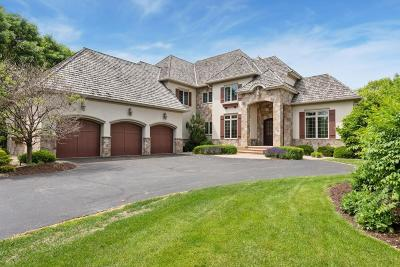 Eden Prairie, Chanhassen, Chaska, Carver Single Family Home For Sale: 18310 Nicklaus Way