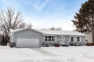 Bloomington Single Family Home Contingent: 3317 W 87th Street