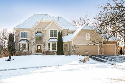 Eden Prairie Single Family Home For Sale: 9425 Shetland Road