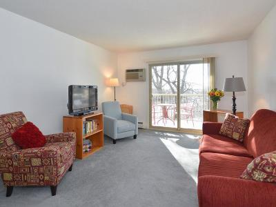 Roseville Condo/Townhouse Contingent: 3153 Old Highway 8 #309