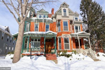 Saint Paul Single Family Home For Sale: 297 Laurel Avenue