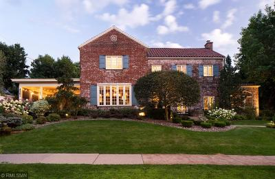 Minneapolis Single Family Home For Sale: 4201 Fremont Avenue S