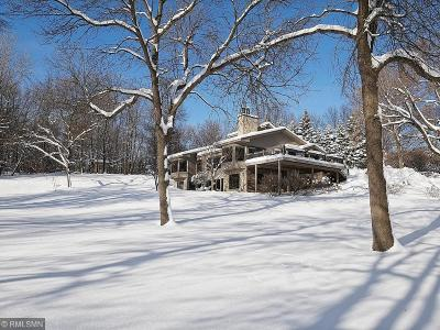 Single Family Home For Sale: 4565 Pioneer Trail