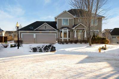 Coon Rapids Single Family Home For Sale: 12820 Zilla Street NW