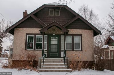 Saint Paul Multi Family Home For Sale: 477 Macalester Street