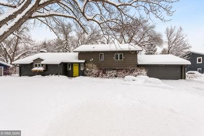 Mendota Heights Single Family Home For Sale: 1640 James Road
