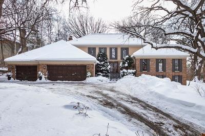 Edina MN Single Family Home For Sale: $749,900