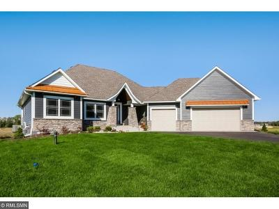 Chisago County Single Family Home For Sale: Lot 2 Blk 1 Orchard Court