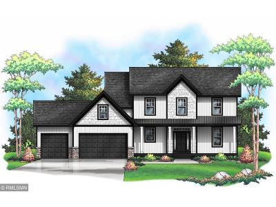 Chisago County Single Family Home For Sale: Lot 4 Blk 2 Orchard Court