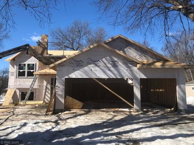 Coon Rapids Single Family Home For Sale: 9920 Olive Street NW