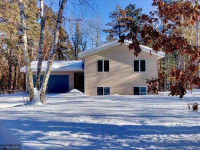 Breezy Point, Crosslake Single Family Home Contingent: 35306 Pine Terrace Road