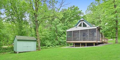 Staples Single Family Home For Sale: 49508 Thunderbird Drive