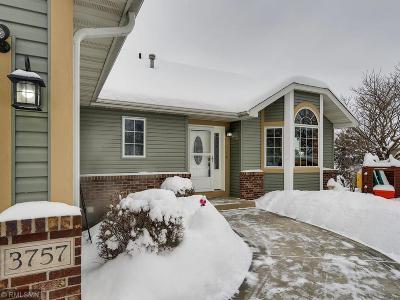 Woodbury Single Family Home For Sale: 3757 Sunbury Alcove