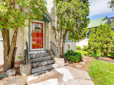 Minneapolis Single Family Home For Sale: 3808 46th Avenue S