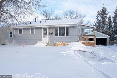 Crystal MN Single Family Home For Sale: $184,900