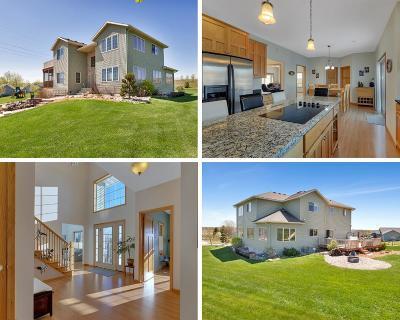 Saint Cloud Single Family Home For Sale: 2421 18th Avenue SE
