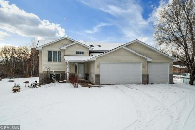 Isanti Single Family Home Contingent: 24764 Creek View Court NW
