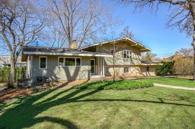 Saint Paul Single Family Home For Sale: 139 Otis Avenue