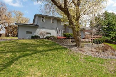Shoreview Single Family Home For Sale: 3514 Ernal Drive