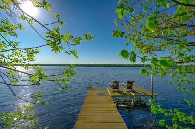 North Oaks Single Family Home For Sale: 12 Island Road