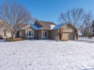 Eden Prairie Single Family Home Contingent: 7265 Vervoort Lane