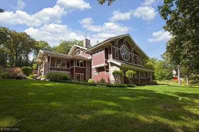 North Oaks Single Family Home For Sale: 1 Catbird Circle