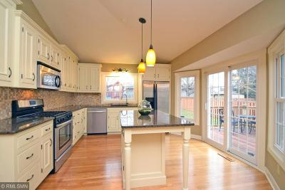 Apple Valley Single Family Home Contingent: 14600 Embassy Avenue