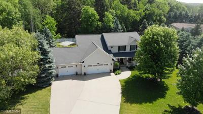 Saint Croix Falls Single Family Home For Sale: 650 Mindy Creek Lane