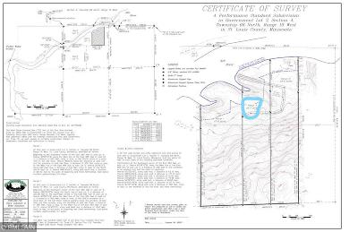 Koochiching County, Saint Louis County, St. Louis County Residential Lots & Land For Sale: Tbd-Lot 2 Ash River Trail