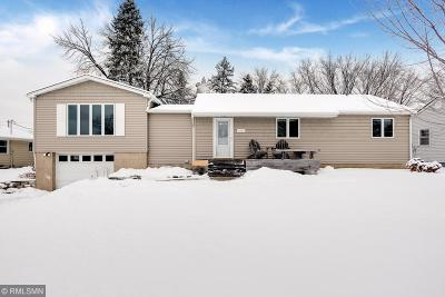 Shoreview Single Family Home For Sale: 1057 Cobb Road