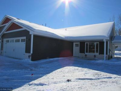 Isanti Single Family Home For Sale: 513 S Brookview Lane SW