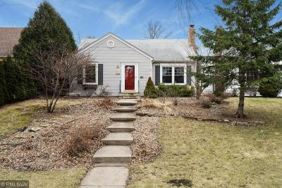Saint Paul Single Family Home For Sale: 2223 Bayard Avenue