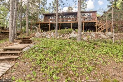 Osage, Park Rapids, Ponsford, Akeley, Menahga, Nevis Single Family Home For Sale: 48112 North Drive