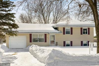 Coon Rapids Single Family Home Contingent: 2408 106th Avenue NW
