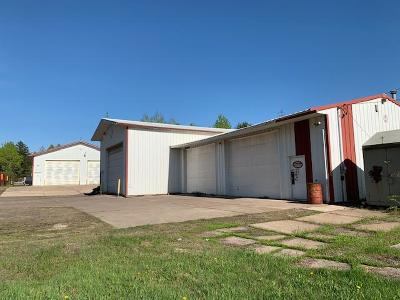 Hibbing, Chisholm Commercial For Sale: 5610 Sawmill