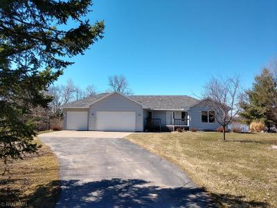 Mora Single Family Home For Sale: 26590 Lakeview Drive