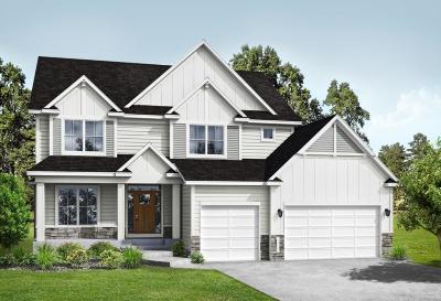 Anoka County Single Family Home For Sale: 2915 132nd Avenue NE