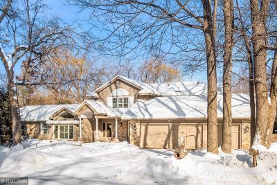 Edina Single Family Home For Sale: 6416 Willow Wood Road