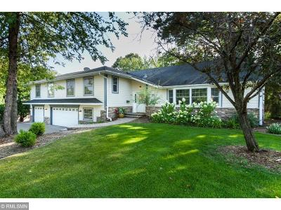 Edina Single Family Home For Sale: 6624 W Shore Drive