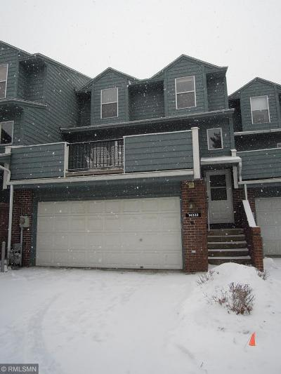 Apple Valley MN Condo/Townhouse For Sale: $183,500