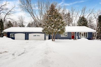 Shoreview Single Family Home For Sale: 715 Tanglewood Drive