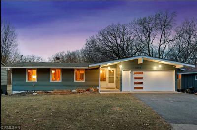Saint Louis Park Single Family Home For Sale: 3148 Hillsboro Avenue S
