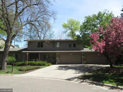 Edina Single Family Home For Sale: 6009 Pine Grove Road