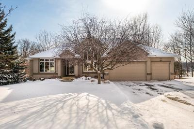 Maple Grove Single Family Home Contingent: 8912 Willowby Crossing