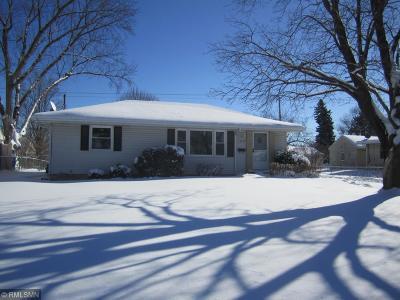 Bloomington Single Family Home Contingent: 8437 Stevens Avenue S