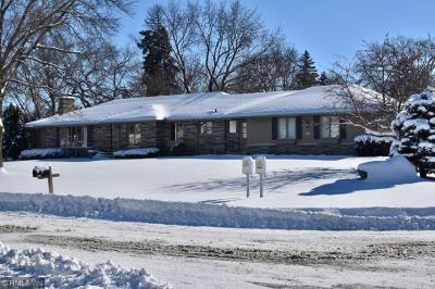 Edina Single Family Home Contingent: 6229 Parkwood Road