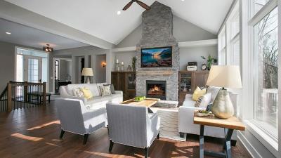 Lake Elmo Single Family Home For Sale: 1291 Palmer Drive N