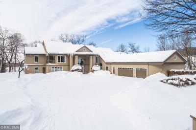 North Oaks Single Family Home For Sale: 9 Island Road