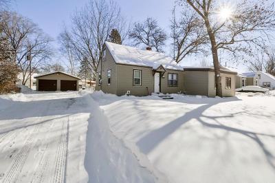 Saint Cloud Single Family Home For Sale: 1512 Washington Memorial Drive